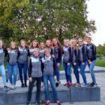 Turnerinnen des TSC Neuendettelsau nahmen erfolgreich beim 38. Gruppentreffen der Deutschen Turnerjugend teil
